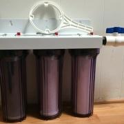 Hardwaterontharder voor thuis en op kantoor